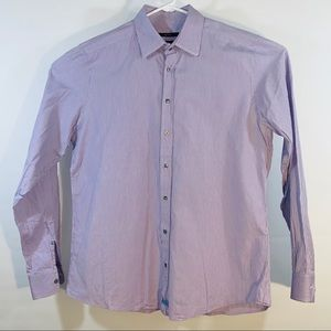 GUCCI Men's Long Sleeve Dress Shirt